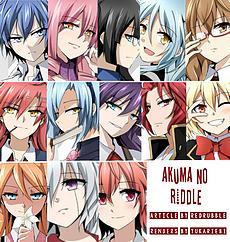 #25] Akuma no Riddle