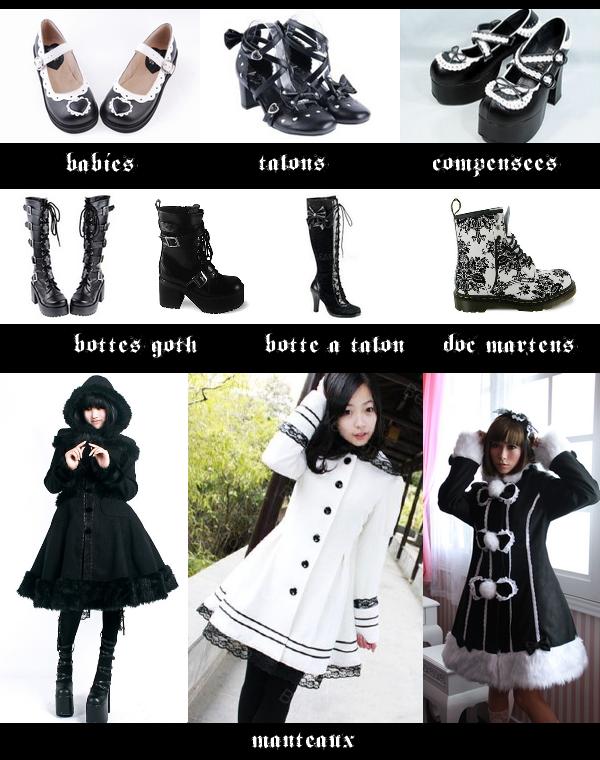 #31] Le style Gothic Lolita