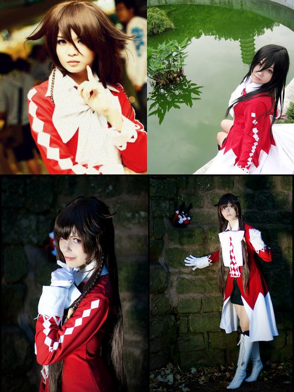#33] Les meilleurs cosplays du manga Pandora Hearts