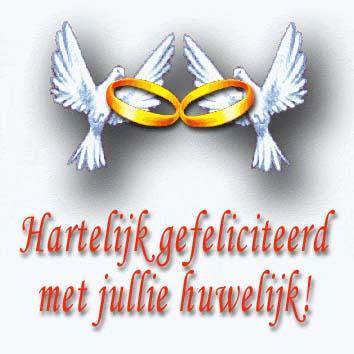 van harte gefeliciteerd met jullie huwelijk Hartelijk gefeliciteerd met jullie huwelijk!!   missangel2 van harte gefeliciteerd met jullie huwelijk
