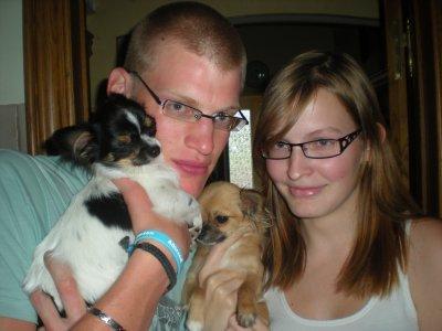 Ma soeur,Guess,Milo et moi