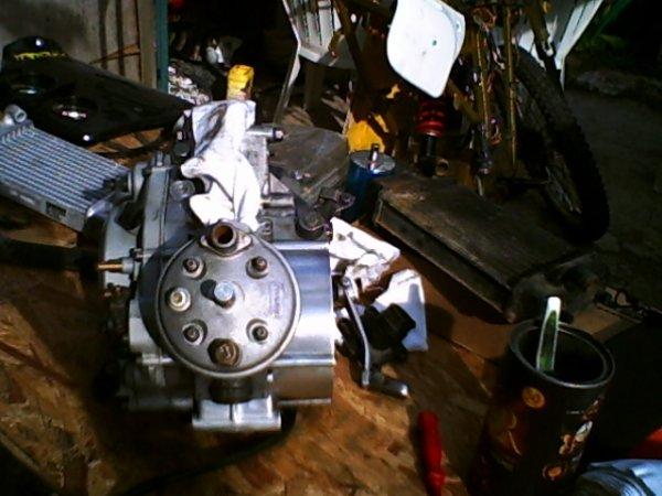 mon moteur