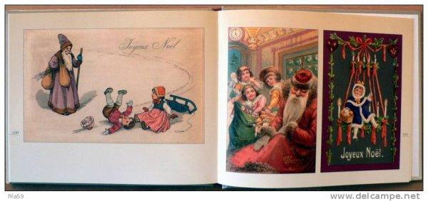Cartes postales Noel et nouvel Année.