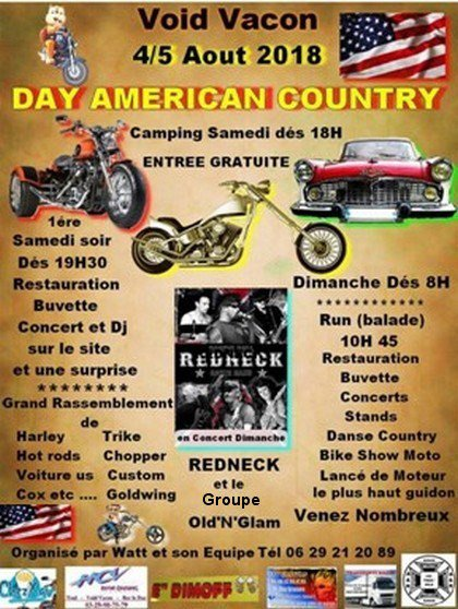 Day American Country.