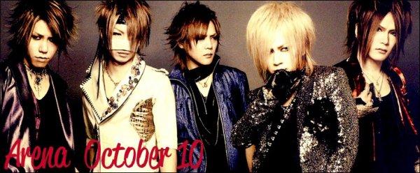 ★ Arena 37°C - October 2010  ★