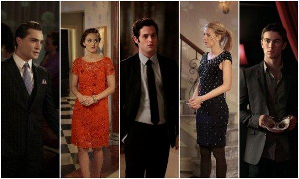 """Spoilers sur la saison 5 de Gossip Girl: Un """"nouveau"""" petit-ami pour Serena, de l'orage dans l'air & le choix de Blair."""