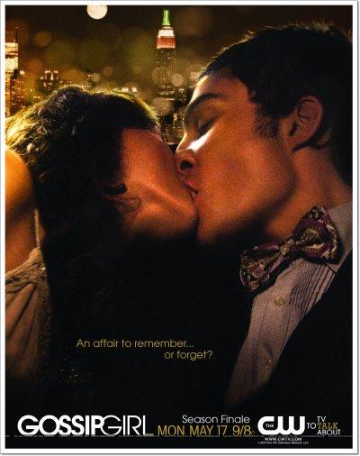 /!\ Affiche Promo du Season Finale de Gossip Girl + Rumeur /!\