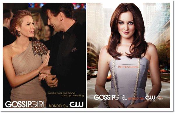 Affiches promo de la saison 3