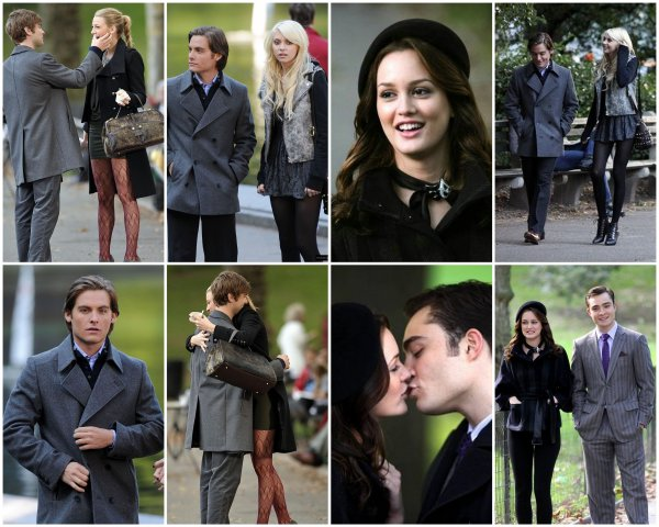 Un Bad Boy pour Little J + So Chuck & Blair + Le Retour De Nate & Serena ??