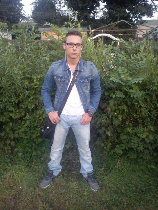 Moi au camping 2012