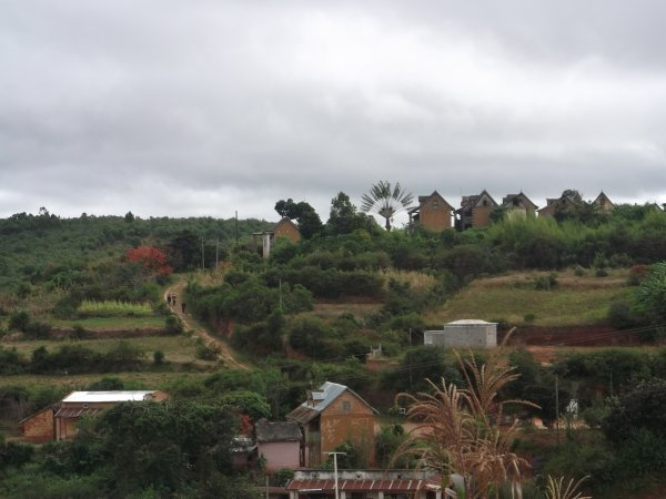 Arrivée à Madagascar