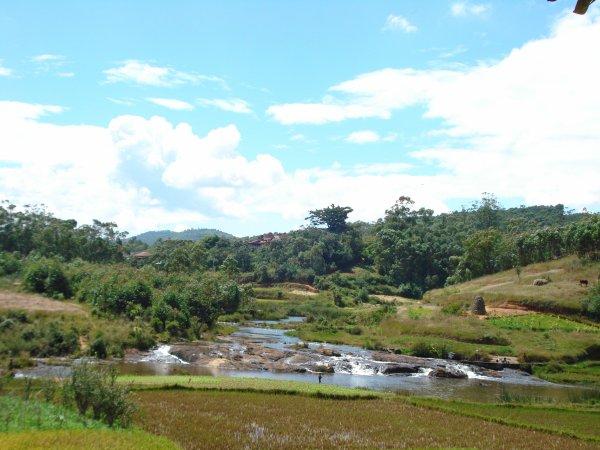 Le village de l'eau