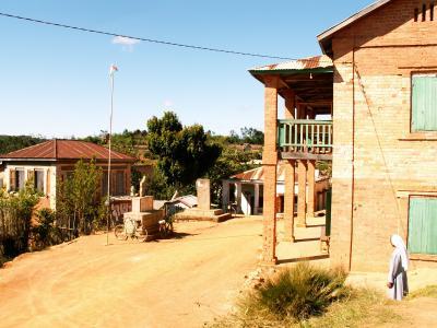 Mairie d'Ambohitsoabe