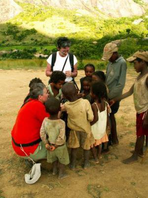 Population malgache.