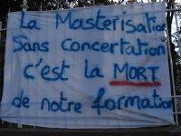 Blog de Mobilisation IUFM aix 2009