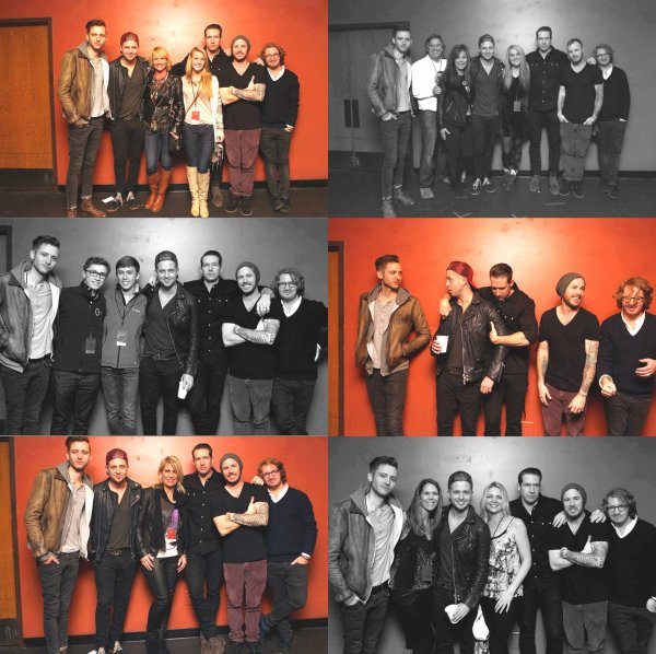OneRepublic > Good Life Foundation 2013.