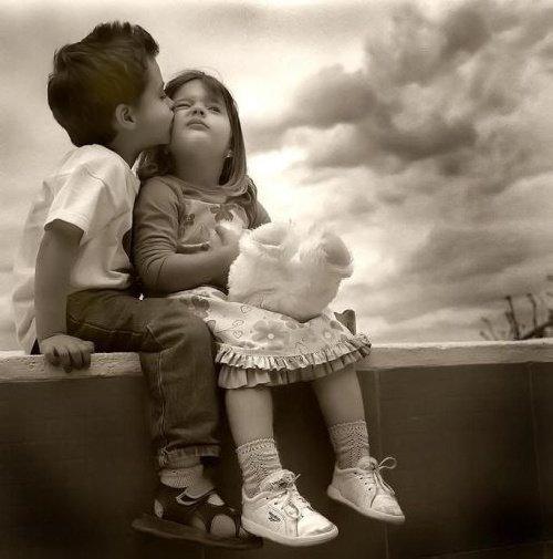 L'enfance la meilleure partie de notre vie...