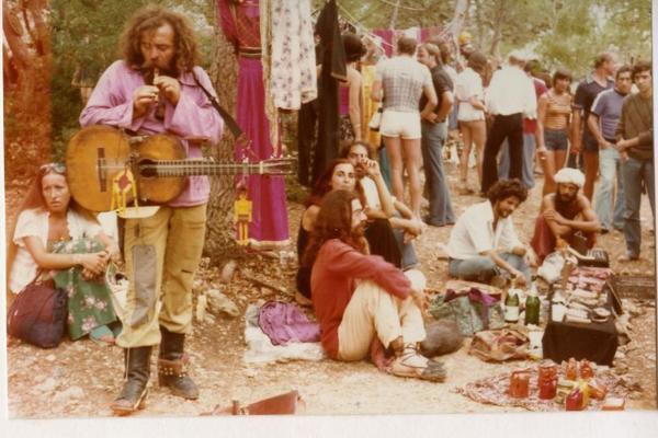"""La """"religion"""" hippie"""
