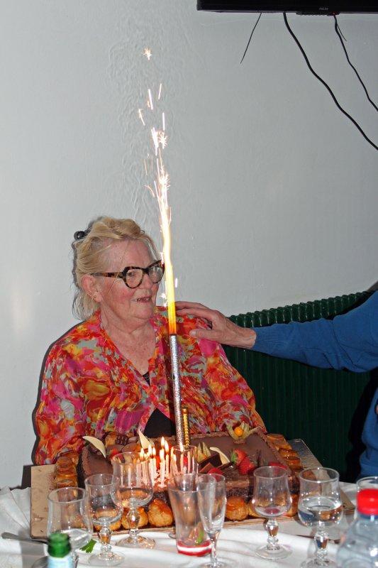 Et le gâteau