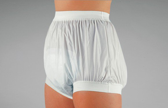 Les culottes plastiques, une sécurité complémentaire