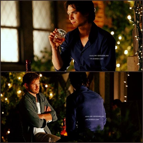 """. Nouveaux Stills provenants du 3x01 """"The Birthday"""" de Vampire Diaries. Pour voir les autres, cliquez ici.."""