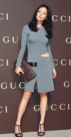 Vivian Hsu, mannequin