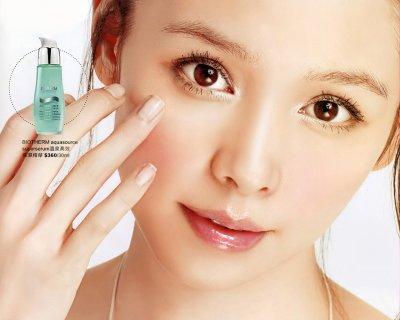 Vivian Hsu et la publicité