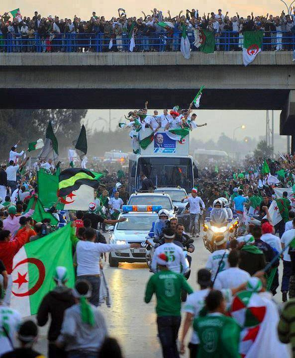 1 2 3 vive l'algérie