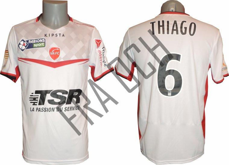 Thiago / Coupe de la Ligue / 17-18