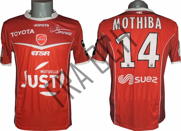 Lebo Mothiba / Ligue 2 / 16-17