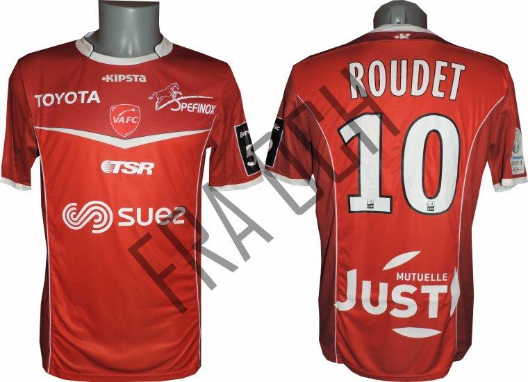 Sébastien Roudet / Ligue 2 / 16-17