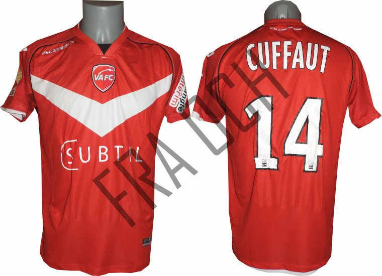 Joffrey Cuffaut / Coupe de la Ligue / 18-19