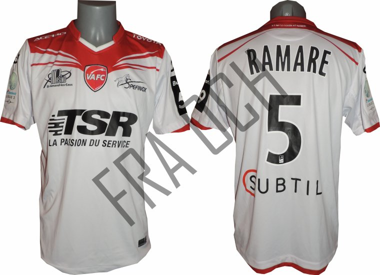 Johann Ramaré / Ligue 2 / 18-19