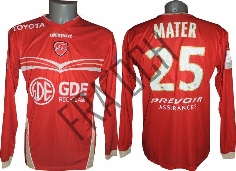 Rudy Mater / Ligue 1 / 12-13