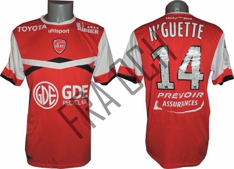 Opa N'Guette / Ligue 1 / 13-14