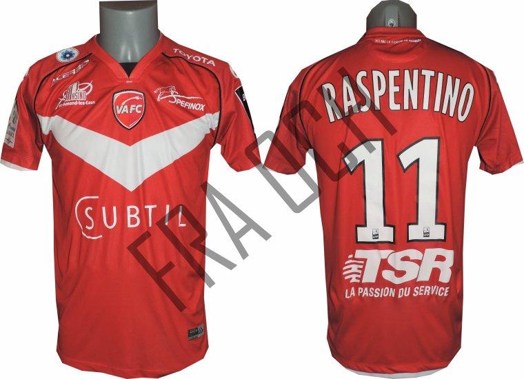 Florian Raspentino / Ligue 2 / 18-19