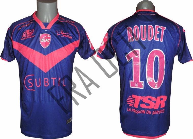 Sébastien Roudet / Ligue 2 / 18-19