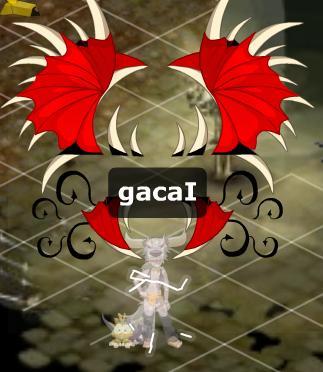 GacaI eca 195 en se moment sur le serveur Maimane.