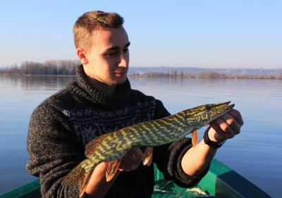premier fish de janvier