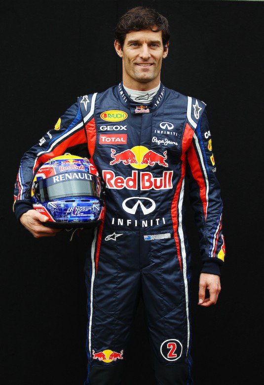 Mark Webber n°2