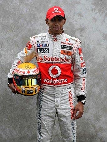 Lewis Hamilton n°3