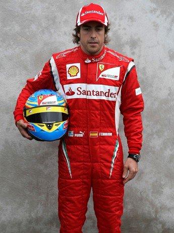 Fernando Alonso n°5
