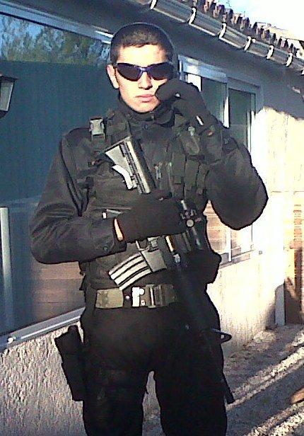 Soldat RESASCO Florian