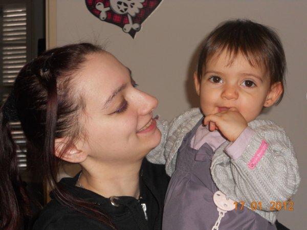 Ma fille Shanna