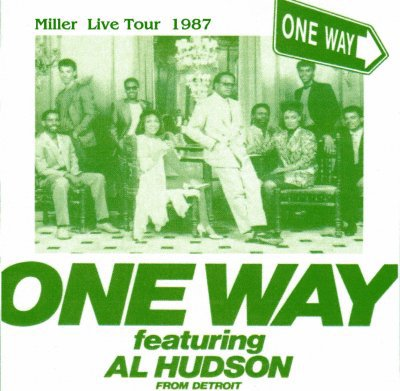 SPECIAL EDITION - ONE WAY - LIVE