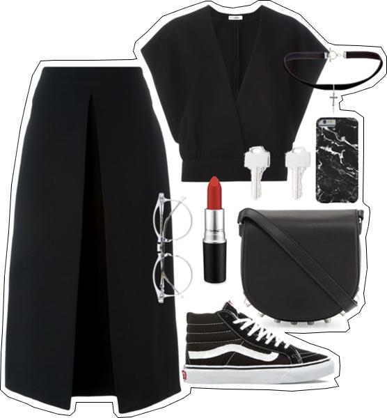 (my outfit n°8 sur P O L Y V O R E et tumblr.)