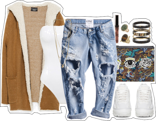 (my outfit n°13 sur P O L Y V O R E et tumblr.)