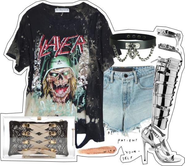 (my outfit n°14 sur P O L Y V O R E et tumblr.)