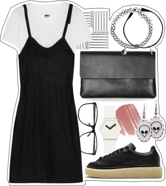(my outfit n°15 sur P O L Y V O R E et tumblr.)