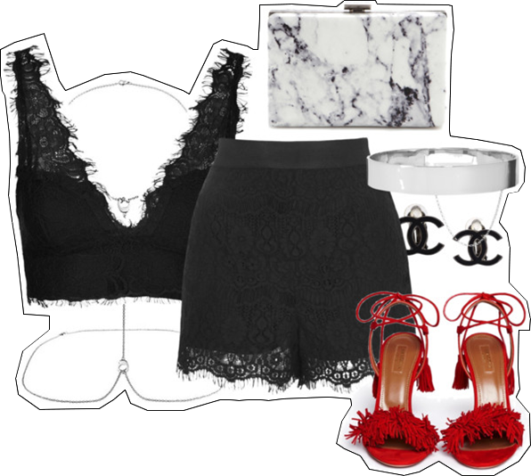 (my outfit n°18 sur P O L Y V O R E et tumblr.)